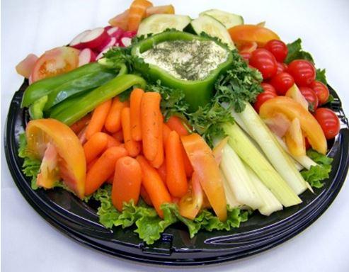 Sprid ut salladen